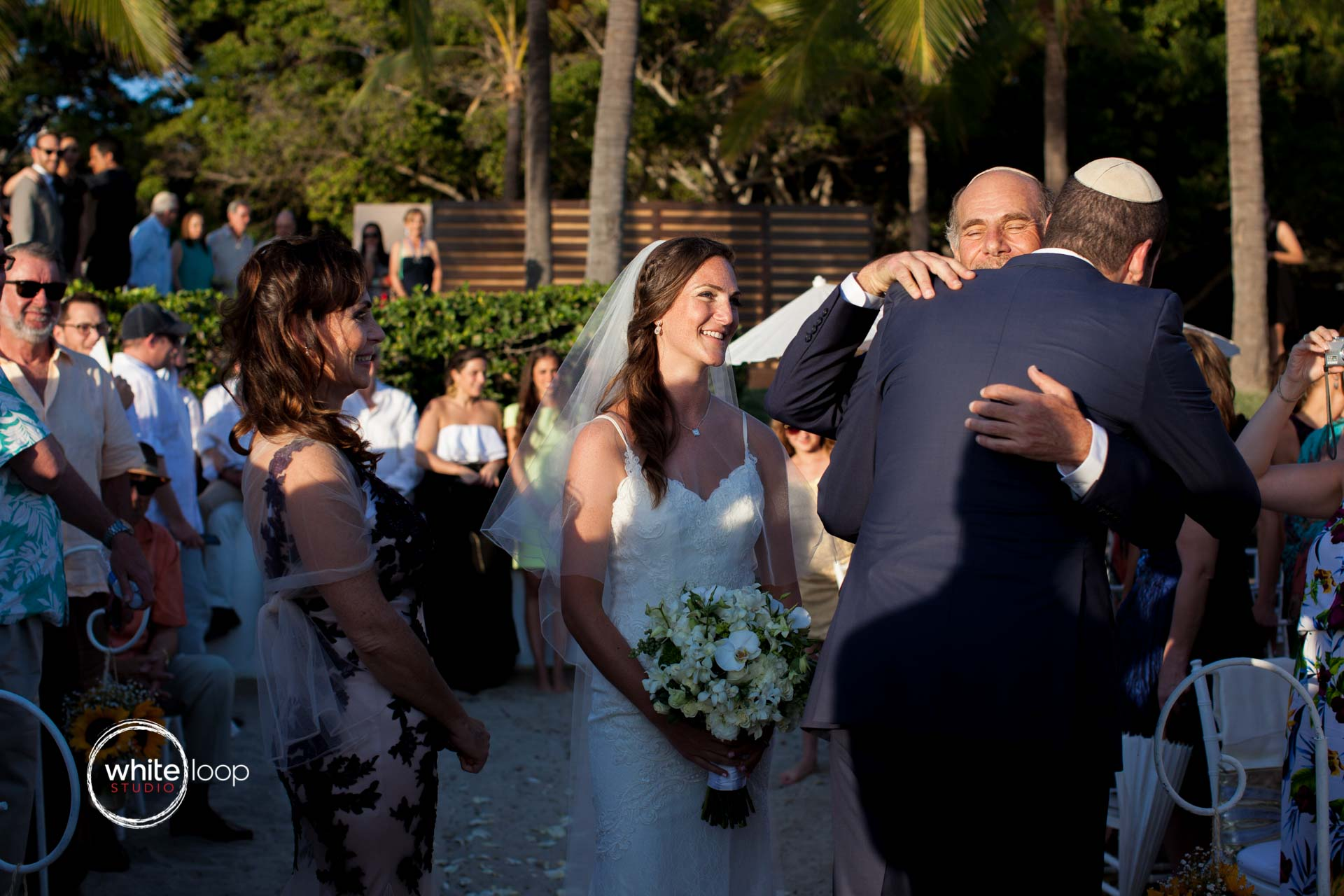 Ariela and Jonathan, Nayui Beach, Nayarit, Mexico, Jewish Wedding