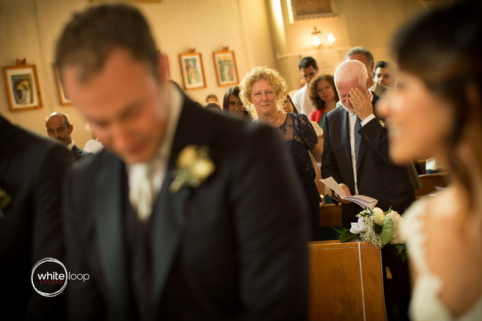 Laura and Giacomo, Wedding in Italy, Religiose Ceremony