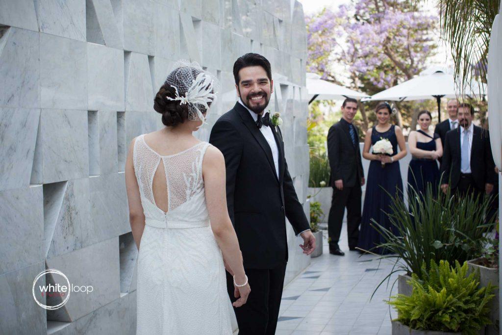 Monica and Guillermo,wedding ceremony, Casa de los Abanicos, Guadalajara
