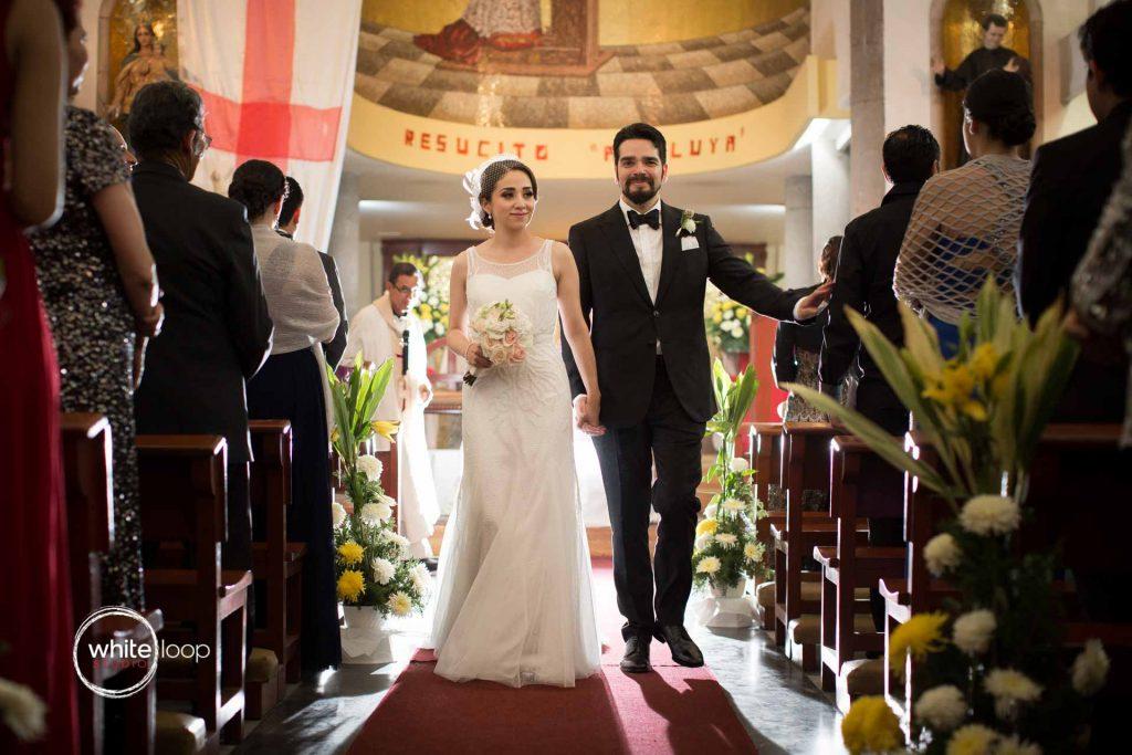 Monica and Guillermo, wedding ceremony, Casa de los Abanicos, Guadalajara