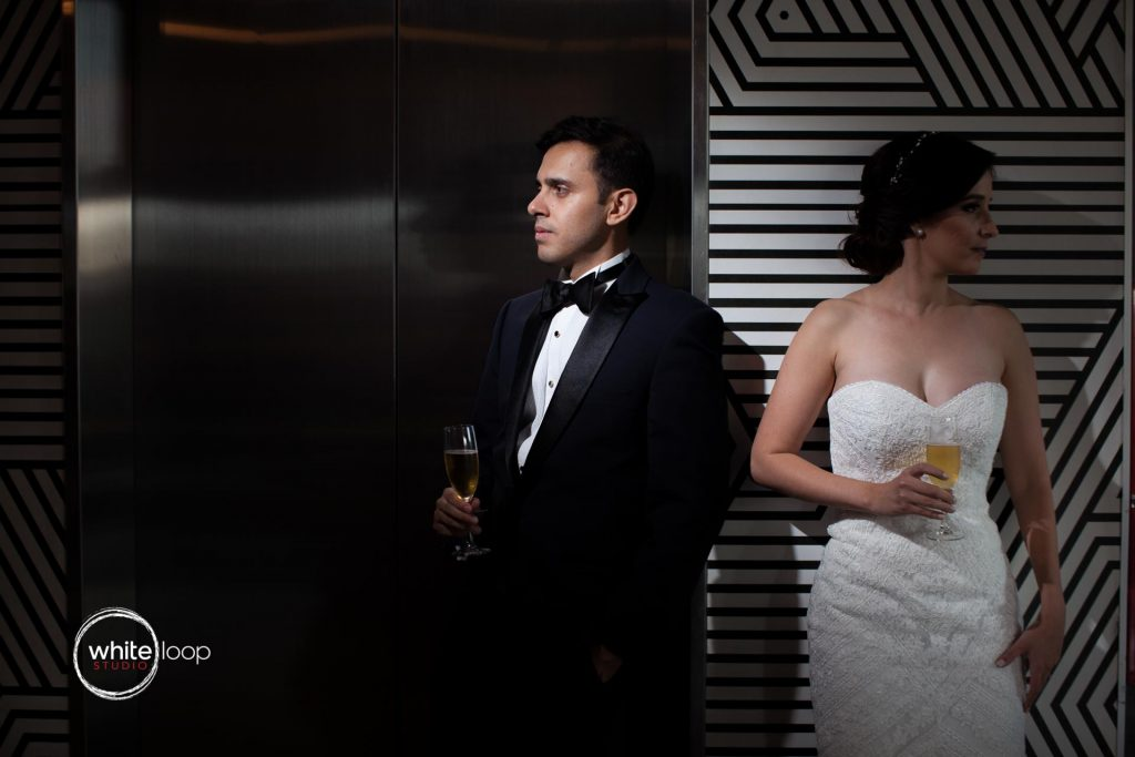 Alizda and Jorge's wedding, Aloft Hotel, Guadalajara