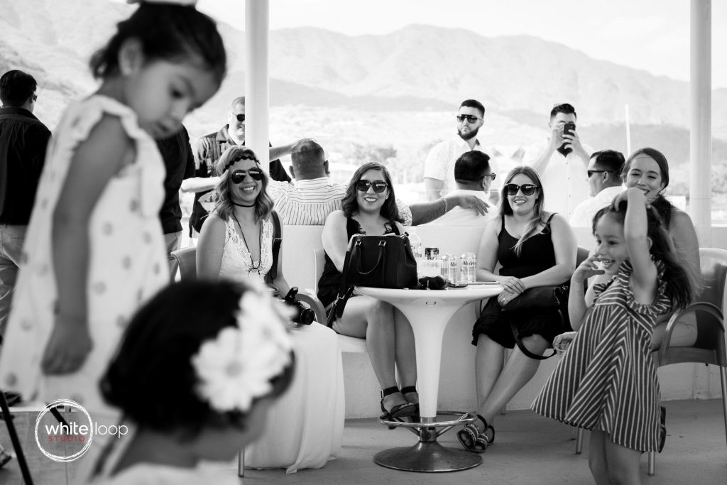 Nickie and Miguel's wedding, Before the ceremony, Chapala, Monte Coxala