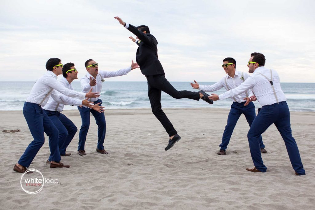 Vero and Misael - wedding funny moments - Acapulco, Mexico