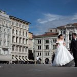 Ilinka and Francesco, Formal, Trieste, Italy