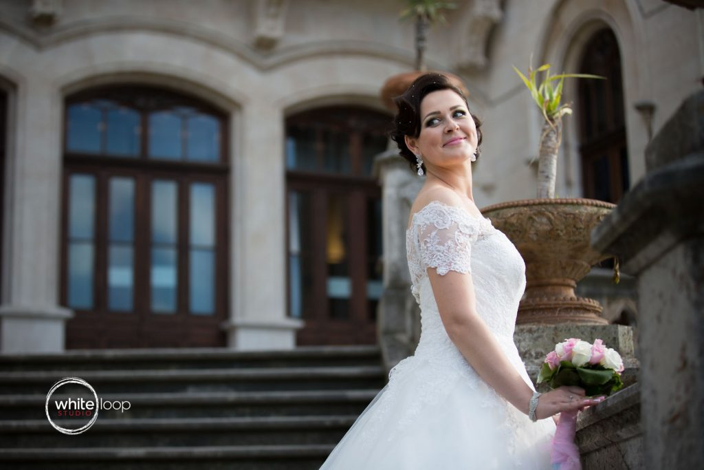 Ilinka and Francesco, Formal, Miramare, Trieste, Italy