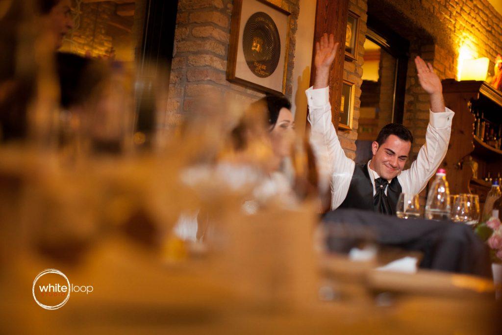 Ilinka and Francesco, Reception, Trieste, Italy