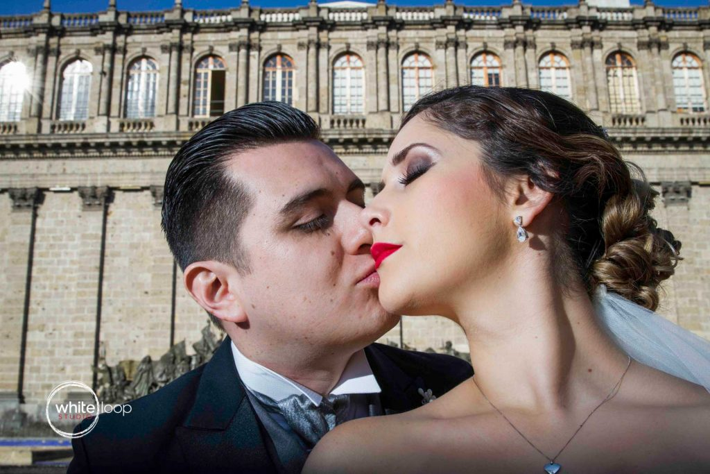 Vanessa and Chuy, Formal, Guadalajara, Mexico