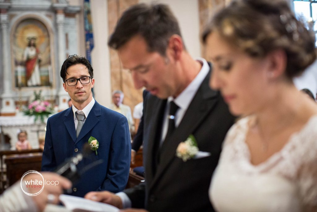Valentina and Adriano, Ceremony, Udine, Italy