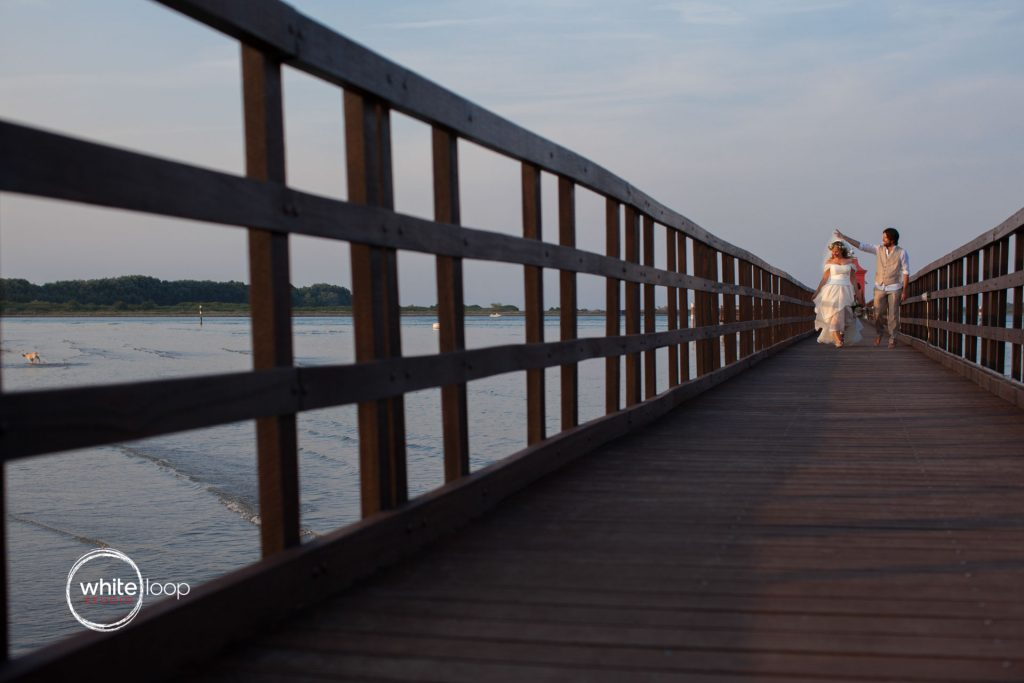 Gloria and Davide, Formal Session on the beach, Lignano Sabbiadoro, Italy