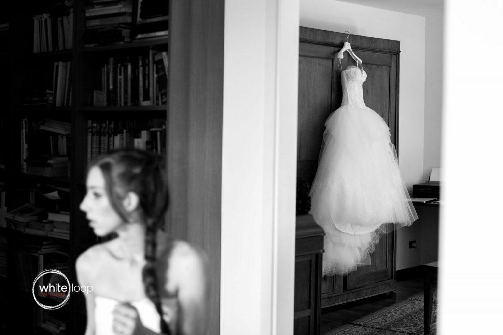 Elena and Andrea, Getting Ready, Rovigo, Italy