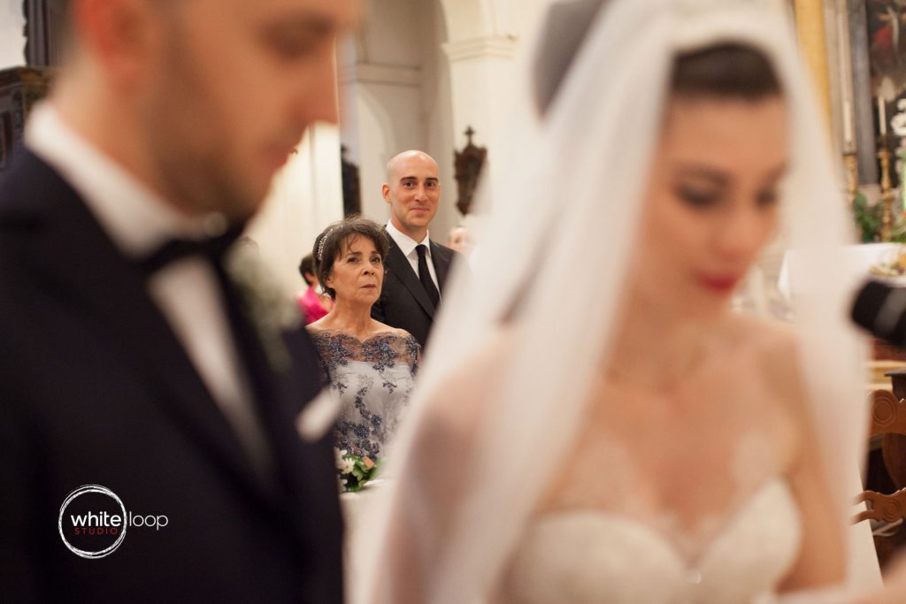 Elena and Andrea, Ceremony, Rovigo, Italy