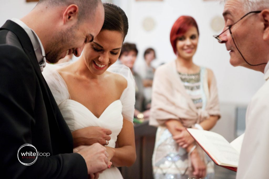 Federica and Marco, Ceremony, Gorizia, North Italy