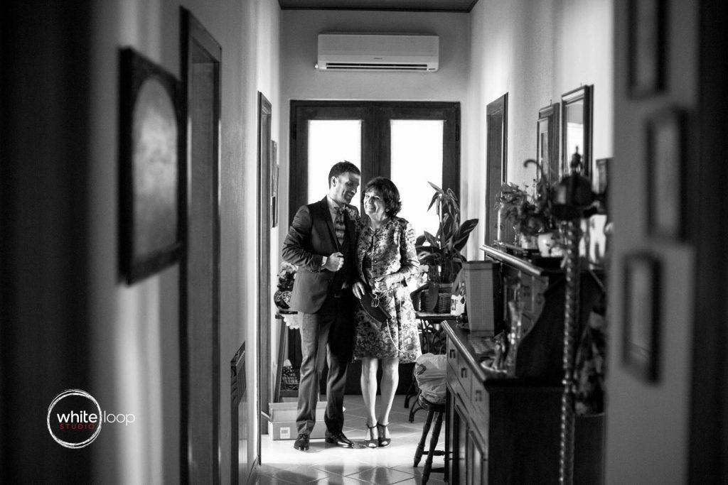 Enrica and Lorenzo, Getting Ready, Gorizia, Udine
