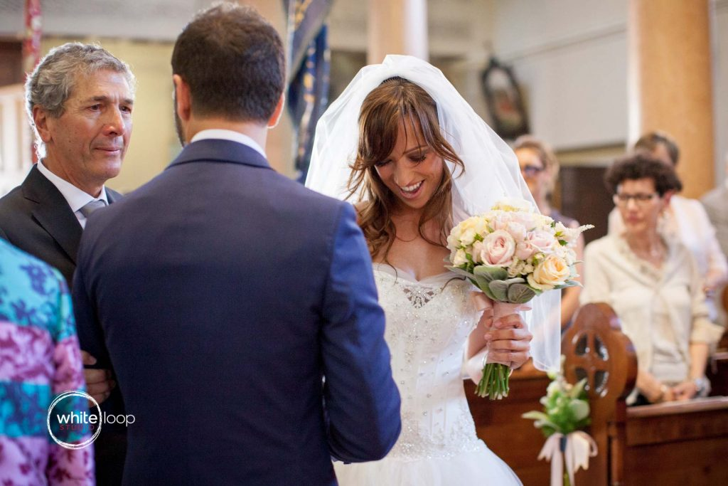 Enrica and Lorenzo, Ceremony, Gorizia, Italy