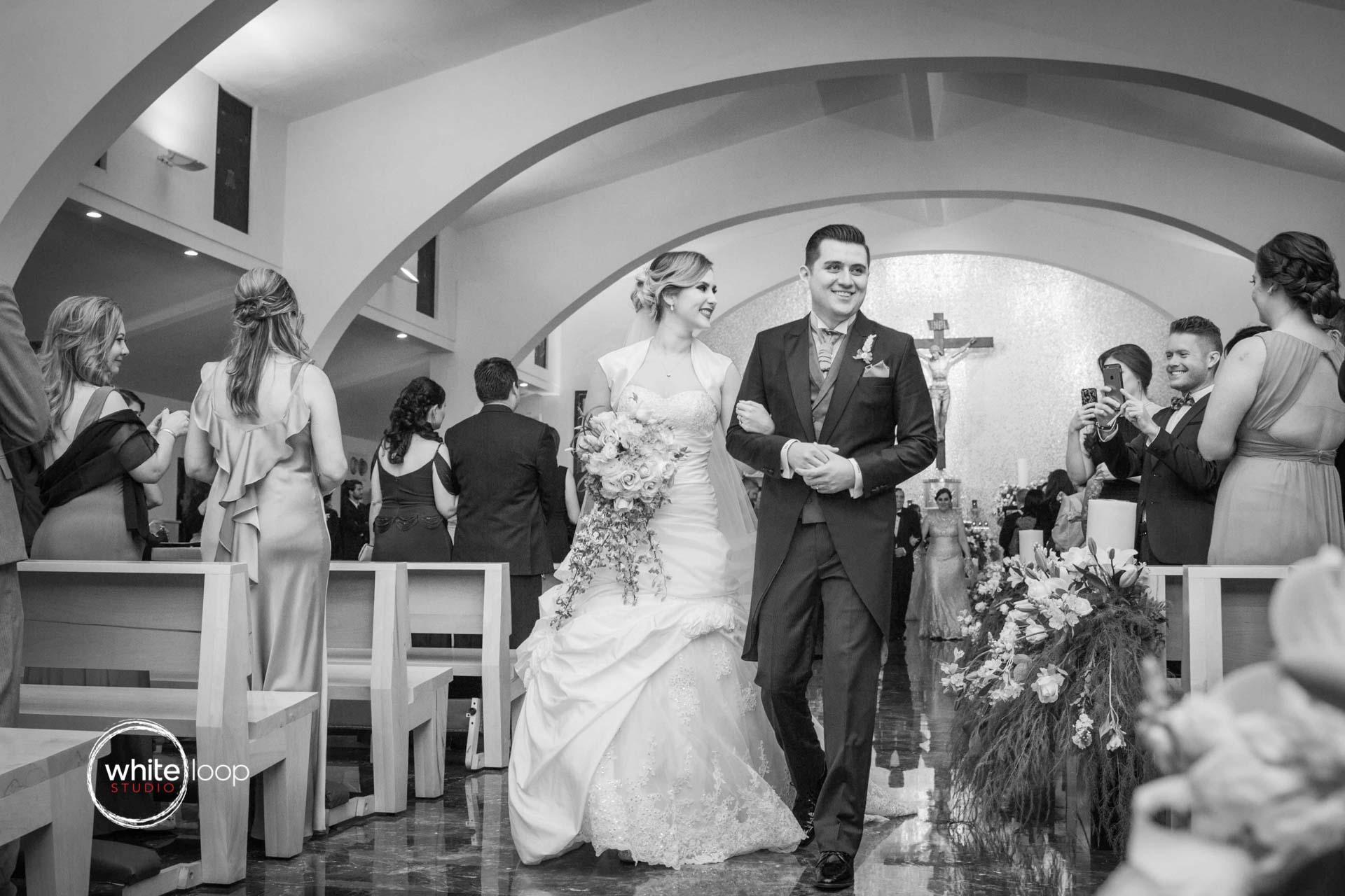 Vanessa and Chuy, Ceremony, San Juan Macias, Guadalajara, Mexico