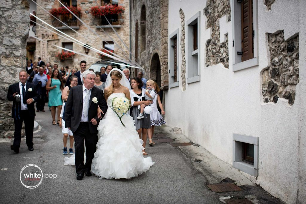 Cristina and Emanuele, Getting ready, Tolmezzo, Italy