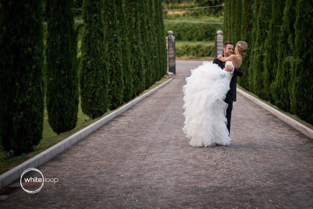 Cristina and Emanuele, Reception, Tolmezzo, Italy