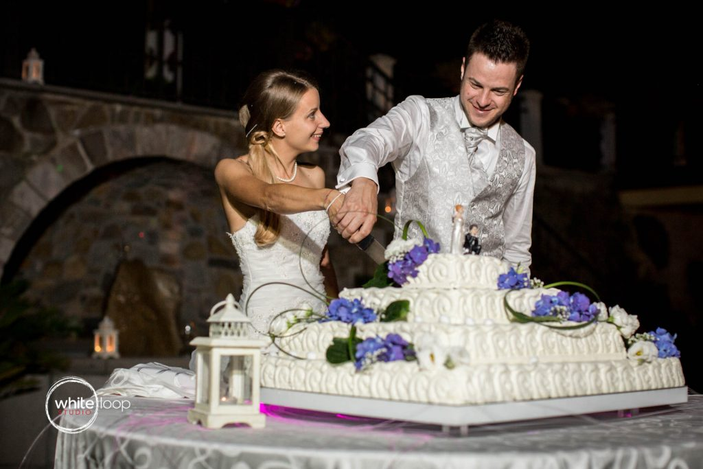 Cristina and Emanuele, Reception, Tolmezzo, Italy