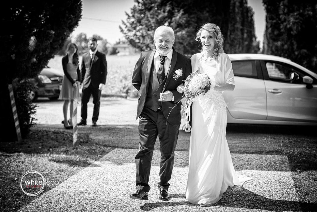 Elena and Antonio, The Ceremony, Villa Iachia, North Italy