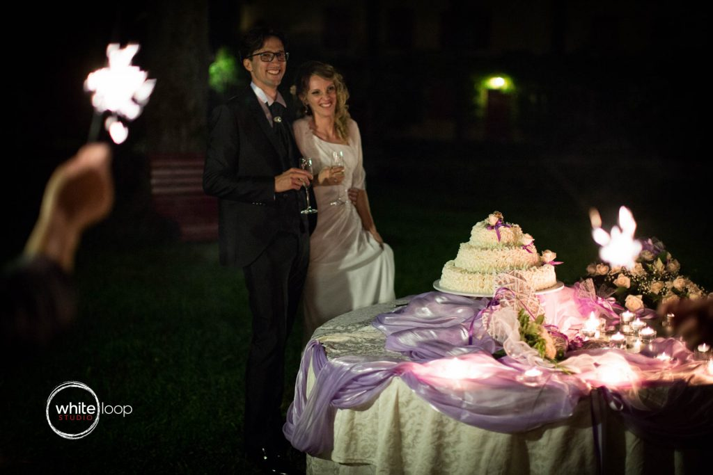 Elena and Antonio, Celebration, Villa Iachia, North Italy
