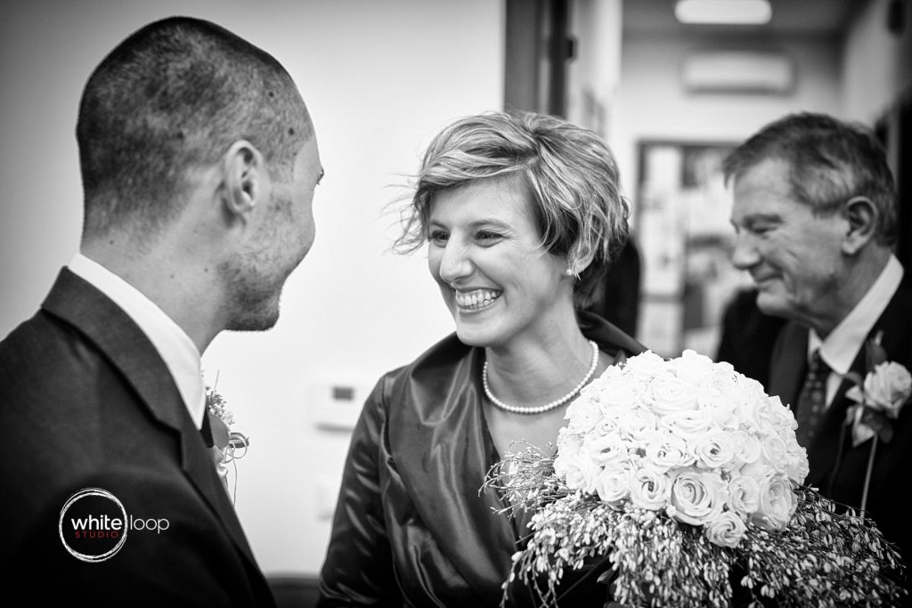 Elena and Manu, Ceremony, Udine, Italy