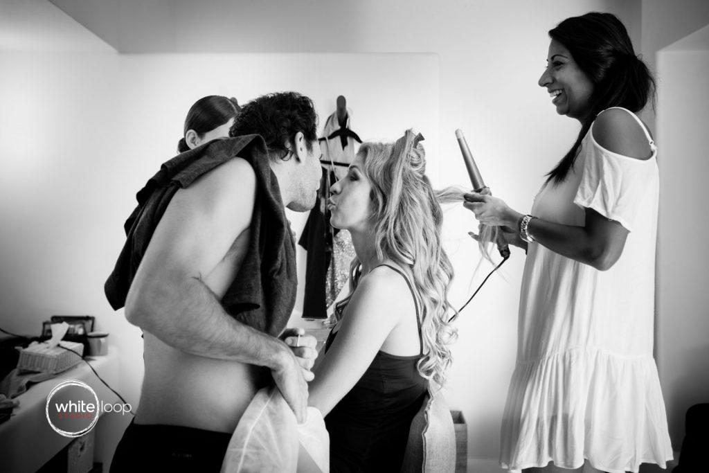 Bibiana and Jack, Wedding in Careyes, Nayarit, Mexico, Getting ready