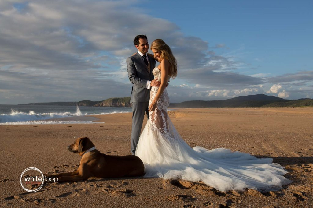 Bibiana and Jack, Wedding in Careyes, Nayarit, Mexico, Formal on the beach