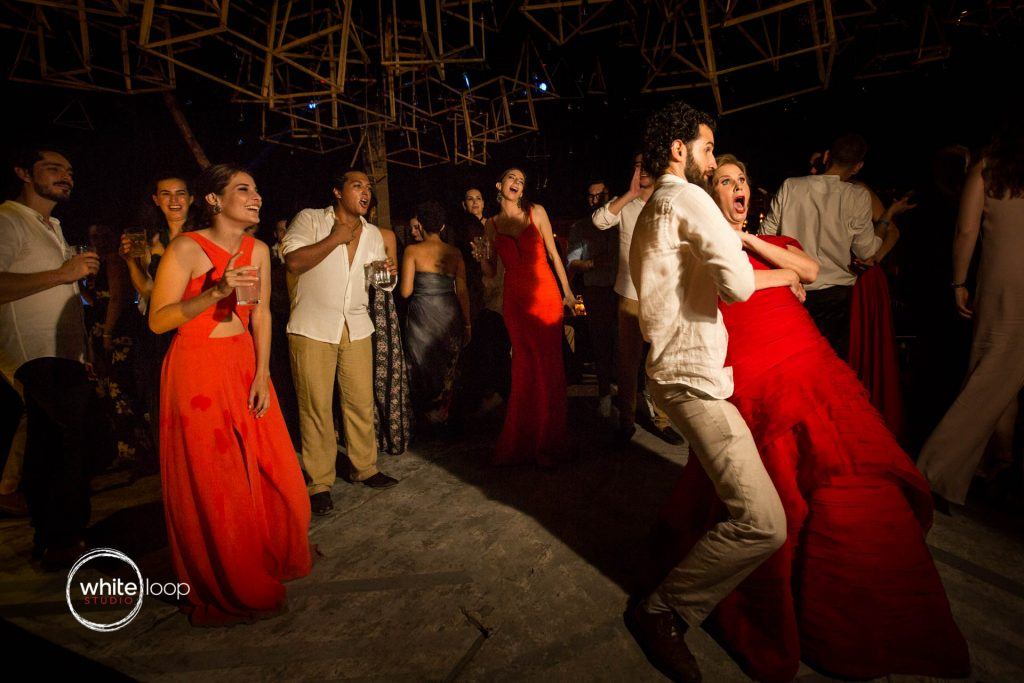Bibiana and Jack, Wedding in Careyes, Nayarit, Mexico, Reception on the beach