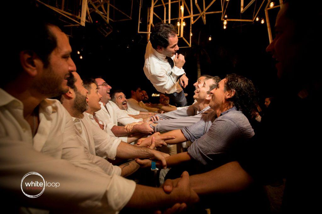 Bibiana and Jack, Wedding in Careyes, Nayarit, Mexico, Reception on the beach