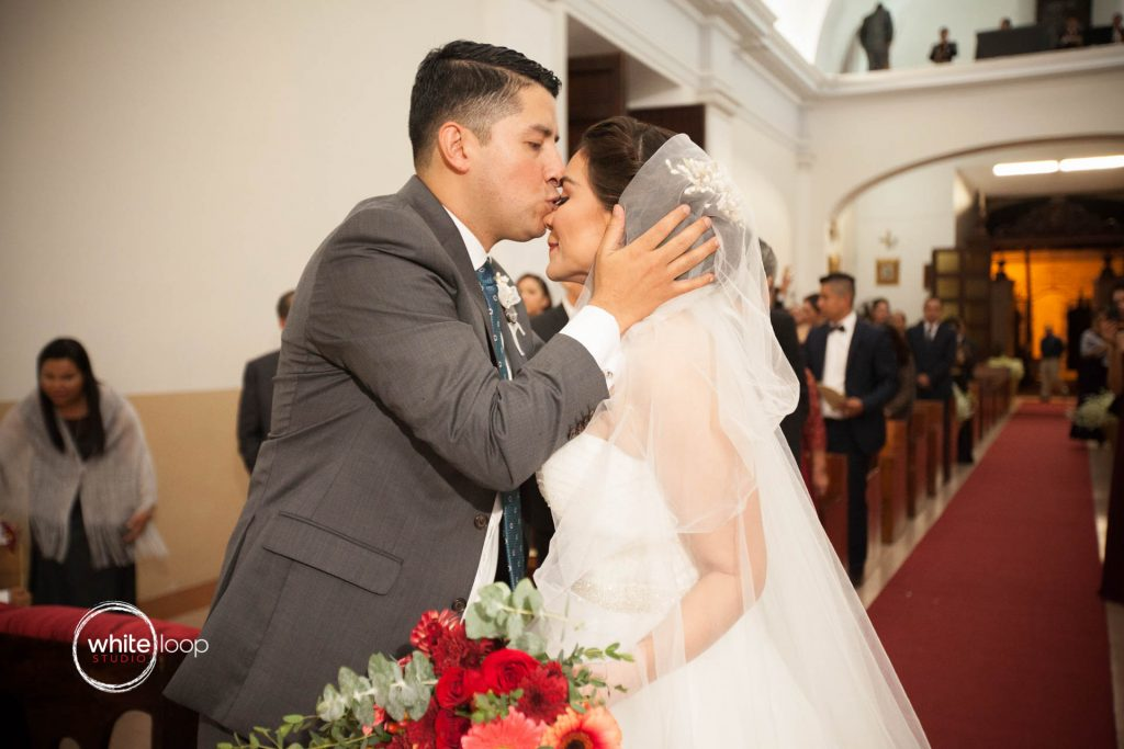 Gloria and Rodolfo, Wedding in Colima, Ceremony