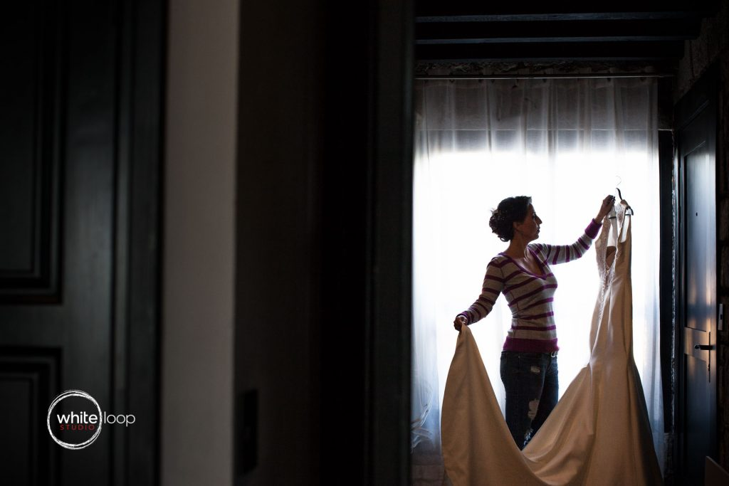 Ana Sofia and Josè Luis, Getting ready, Hotel Dos Casas, San Miguel de Allende, Mexico