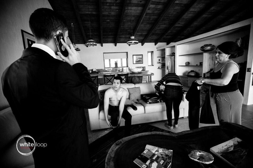 Ana Laura and Alan, Wedding, Getting Ready, Monte Coxala, Jocotepec, Jalisco, Mexico