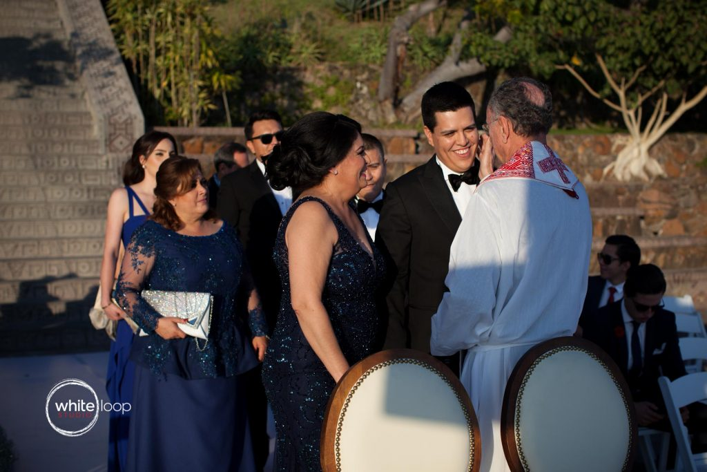 Ana Laura and Alan, Wedding, The Ceremony, Monte Coxala, Jocotepec, Jalisco, Mexico