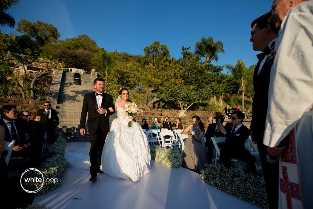 Ana Laura and Alan, Wedding, The Ceremony, Monte Coxala, Jocotepec, Jalisco, Mexico