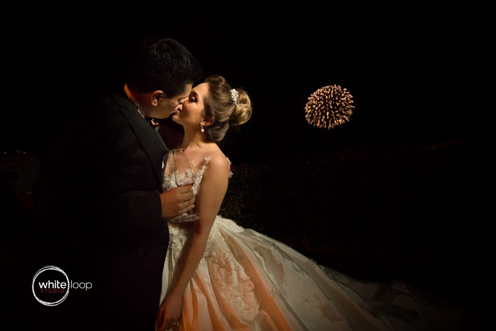 Ana Laura and Alan, Wedding, Fireworks, Monte Coxala, Jocotepec, Jalisco, Mexico