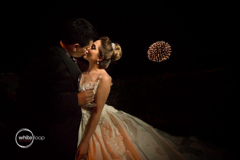 Ana Laura and Alan, Wedding, Fireworks, Monte Coxala, Jocotepec, Jalisco, Mexico