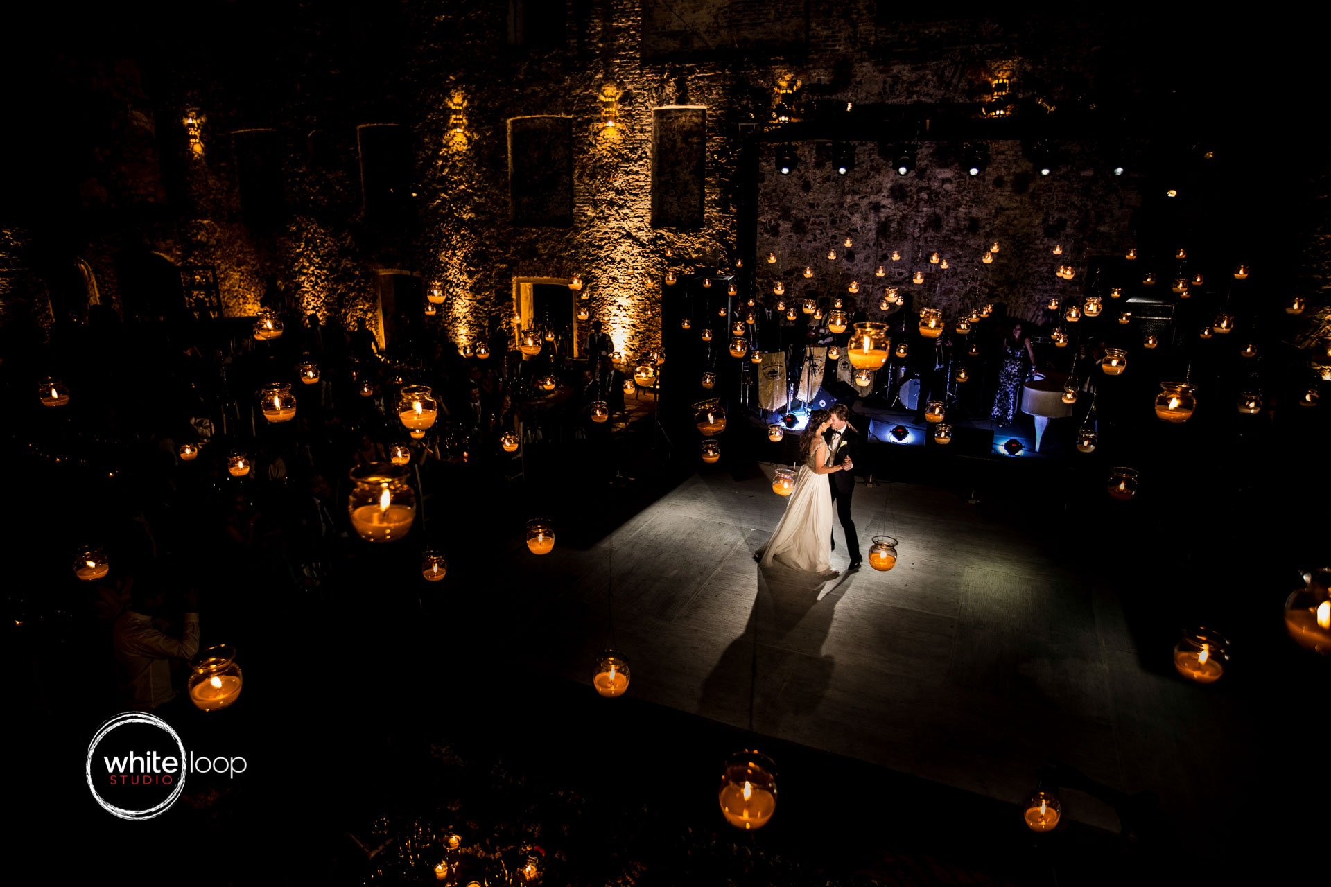 Anna and Louis, Reception at Hacienda San Carlos, Yautepec, Morelos, Mexico