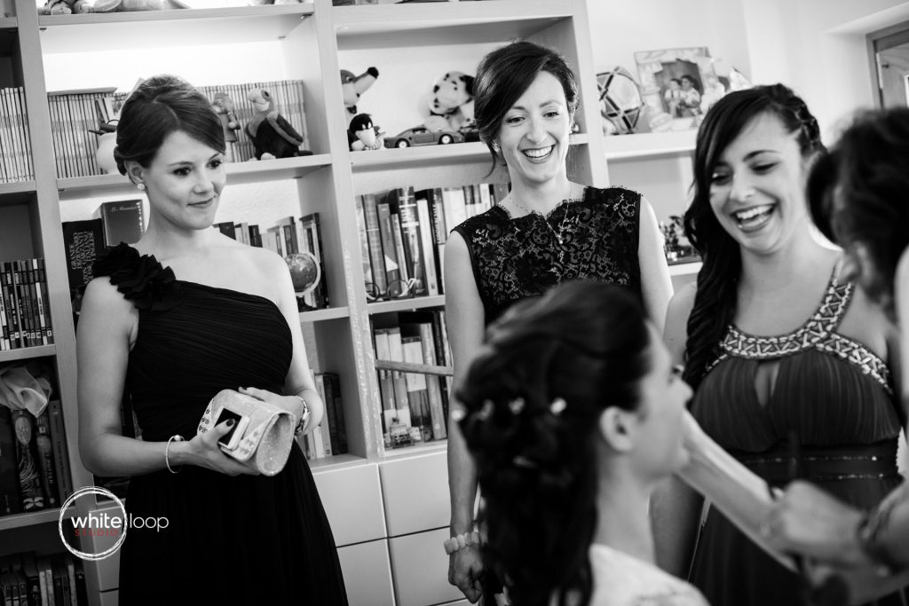 Martina and Giovanni Wedding, Getting Ready, Cividale del Friuli, Italy