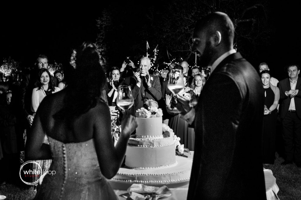Martina and Giovanni Wedding, Reception, Tenuta Castelvecchio, Italy