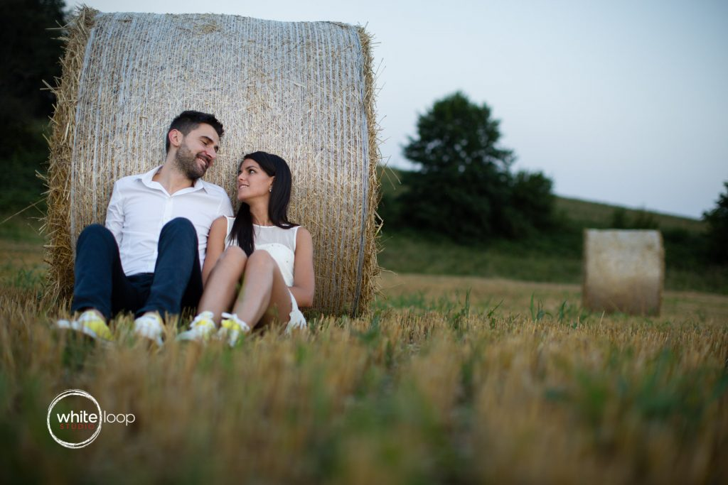 Silvia and Emanuele, Engagement Session, Italian Wedding, Summer 2017