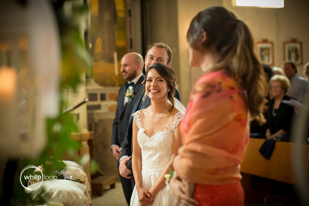 Laura and Giacomo Wedding 2017, Ceremony, Palmanova, Italy