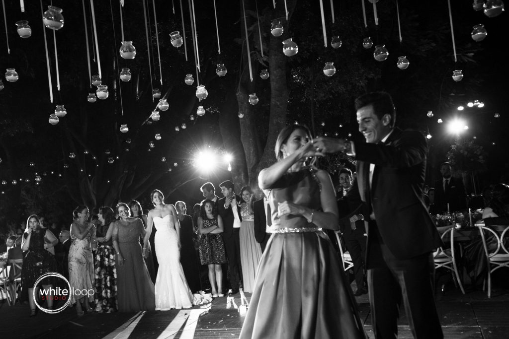 Ale and Agustin Wedding at La Florida Eventos, First Dance
