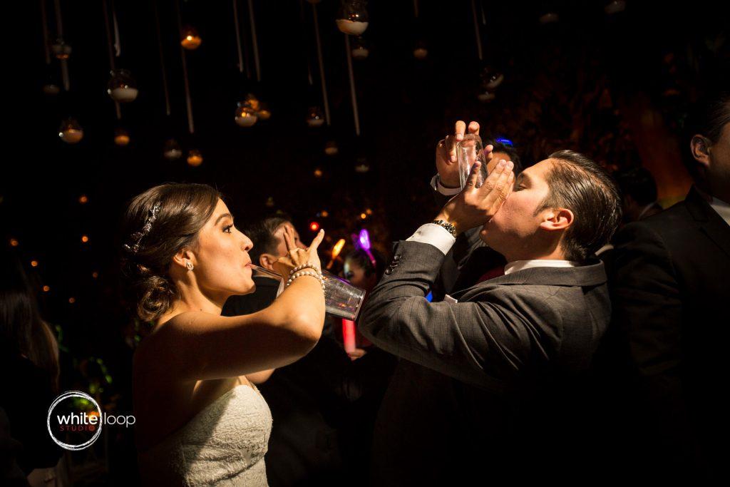 Ale and Agustin Wedding at La Florida Eventos, Reception