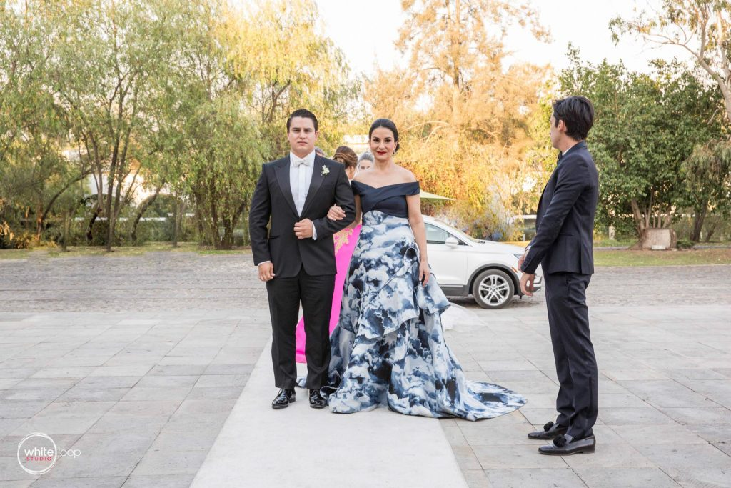 Melissa and Humberto destination wedding at La Escoba, Guadalajara, Mexico
