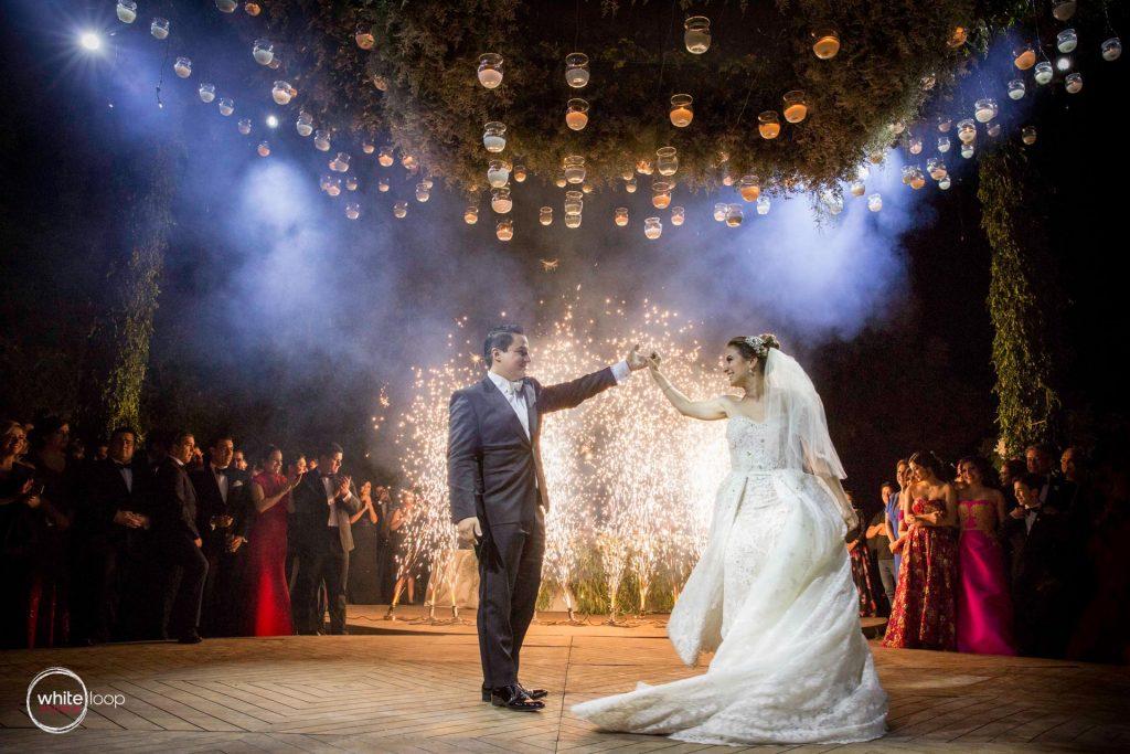 Melissa and Humberto destination wedding at La Escoba, Guadalajara, Mexico