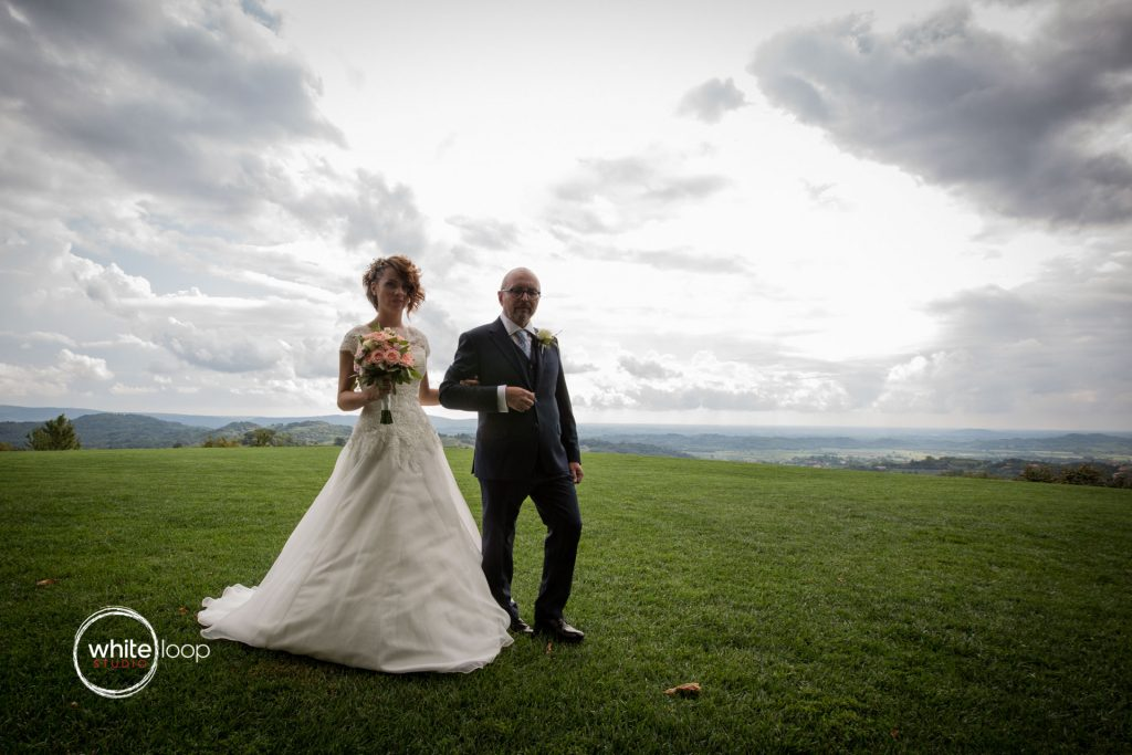 Caterina and Massimo, wedding at Baronesse Tacco, Ceremony, San Floriano del Collio, Italy