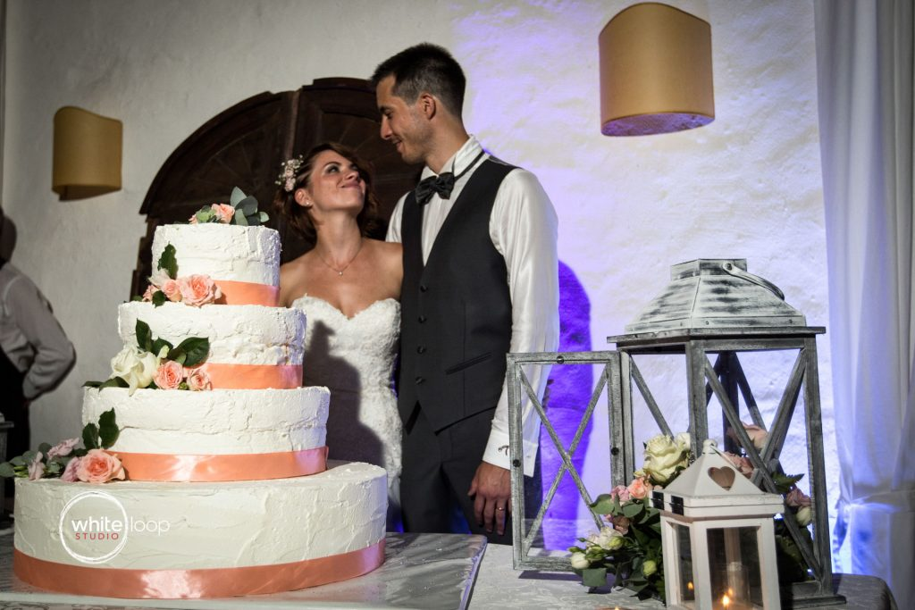 Caterina and Massimo, wedding at Baronesse Tacco, The Cake, San Floriano del Collio, Italy