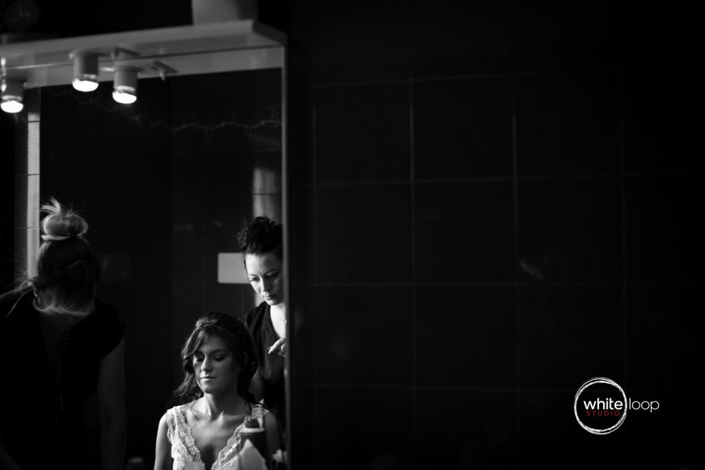 Silvia and Emanuele Wedding in Italy, Getting ready by Alina Zardo