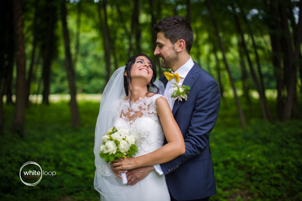 Silvia and Emanuele Wedding in Italy, Formal Session by Alina Zardo