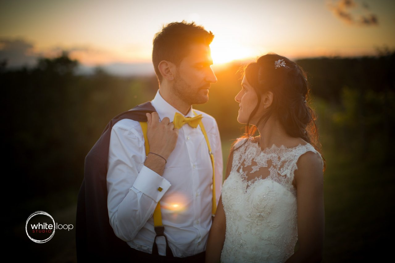 Silvia and Emanuele Wedding in Italy, Formal Session at Baronesse Tacco, San Floriano del Collio by Alina Zardo